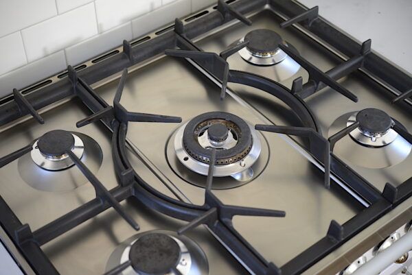 clean stovetop naturally