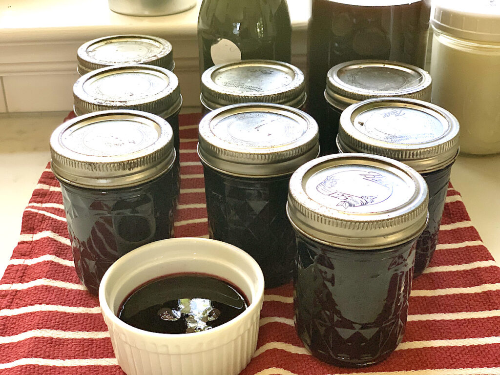 how to make jam without hot water processing