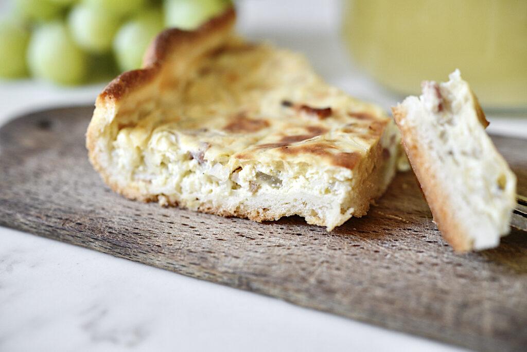 How to make German Onion Pie