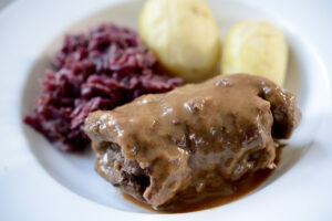 how to make German rouladen
